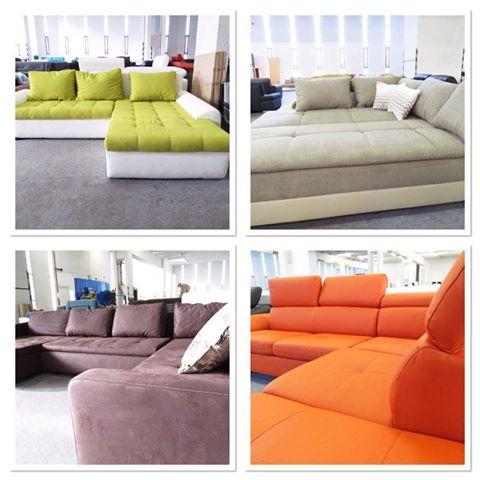Kanapé és ülőgarnitúra áruház Budapesten 4700 nm-en és több mint 600 azonnal elvihető kanapéval.