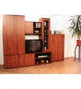 Szekrénysoraink nagy része hazai gyártók terméke, de található nálunk lengyel és szlovák bútorok is.